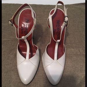 Yves Saint Laurent Vintage Shoes